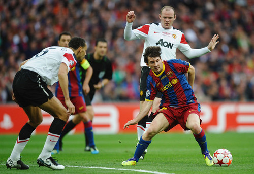 L. Messi (Champions League Final)