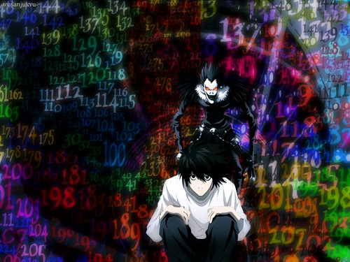 LLawliet - l Wallpaper