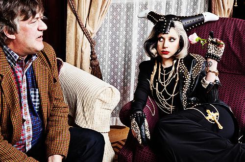 Lady GaGa 'Financial Times' UK 2011
