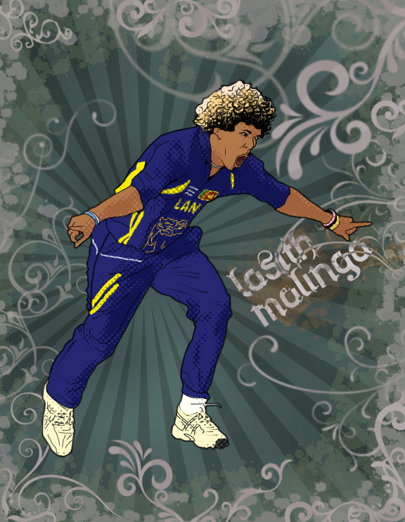 Lasith Malinga Sri Lanka Cricket Fan Art 22499121 Fanpop