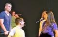 Lea & Mark Glee Live 11