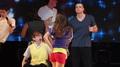 Lea & Mark Glee Live 11'