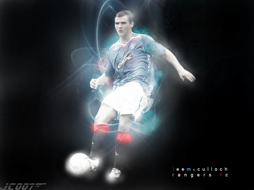 Lee McCulloch -Rangers F.C.