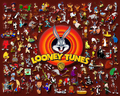 Looney Tunes Collage - warner-brothers-animation wallpaper