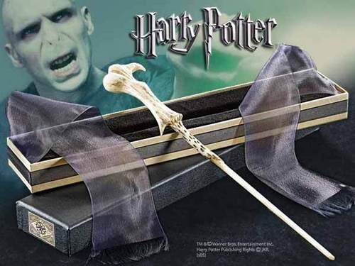 Lord Voldemort wand