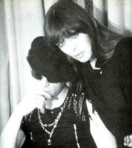 Lou Reed + Nico