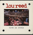 Lou Reed - Live in Italy - lou-reed photo