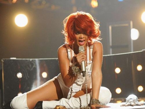 Lovely Rihanna achtergrond