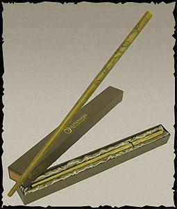Luna Lovegood first wand