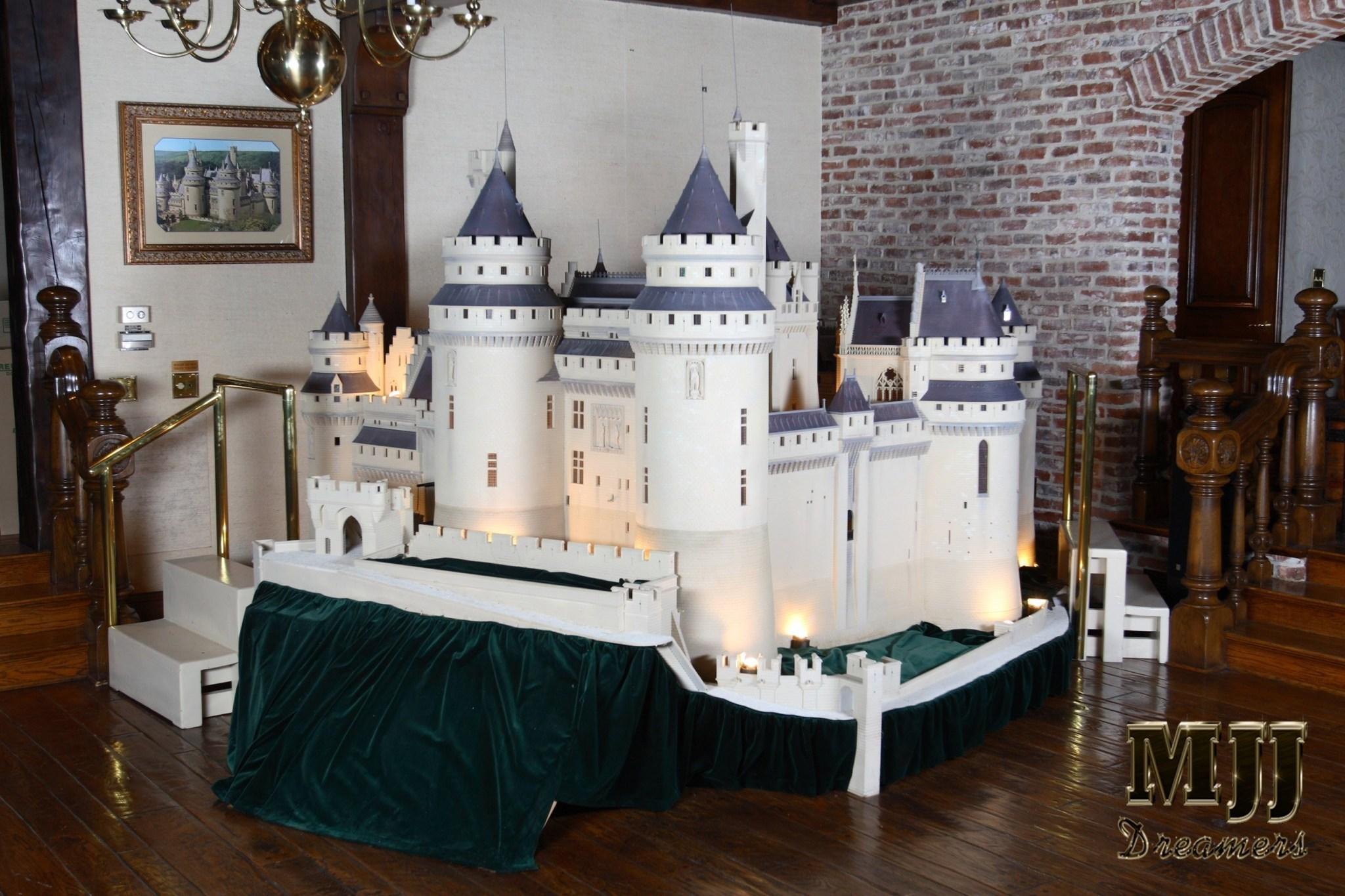 MJ castle