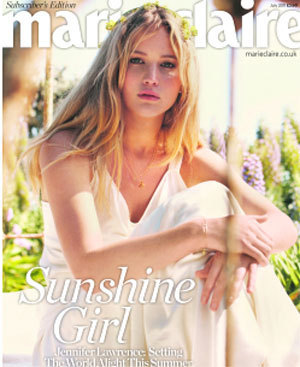 Magazine scans: Marie Claire (UK) - Summer 2011 Special Issue