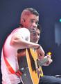 Mark Salling Glee Live 11'