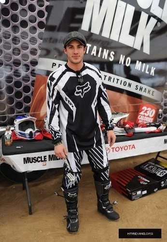 Matt, Michael and Zach - Oakley's Learn To Ride Motocross Event