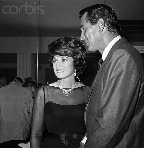 Maureen & Rock Hudson