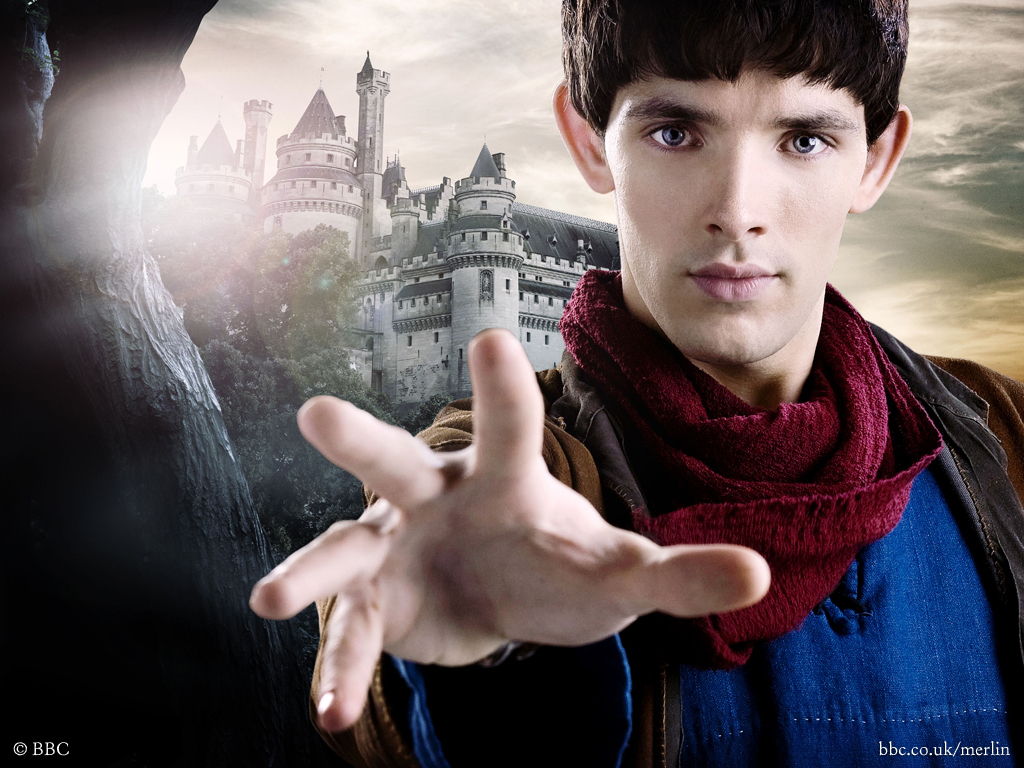 Merlin Merlin On Bbc Wallpaper 22406919 Fanpop