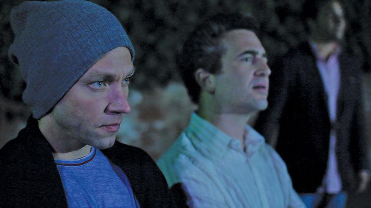 """Michael Weston in """"Dead Cat"""""""