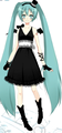 Miku Dress up