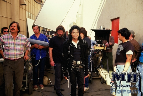 Moonwalker Set