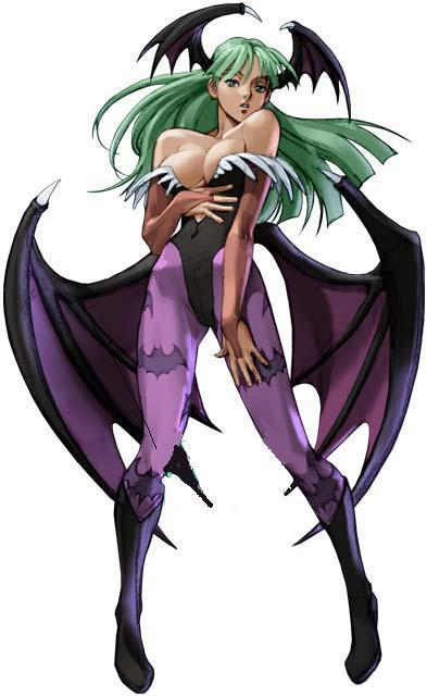 Darkstalkers (vire - vire hunter) morrigan