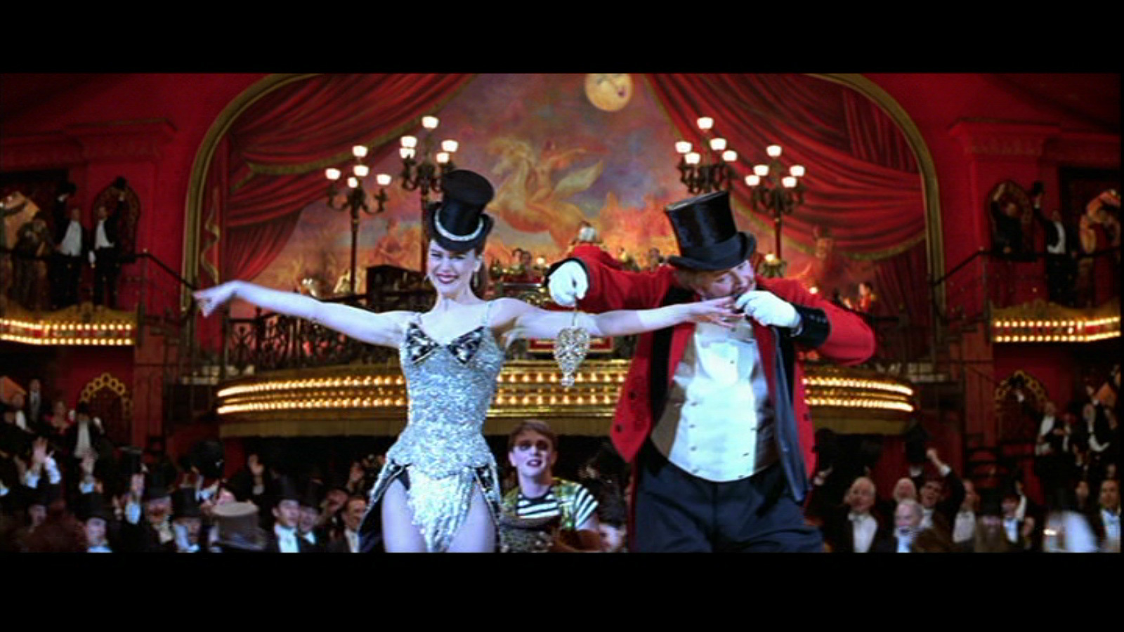 a musical analysis of moulin rouge Moulin rouge analysis a low-profile poet, who falls in love with the star courtesan of the moulin rouge as a musical film.