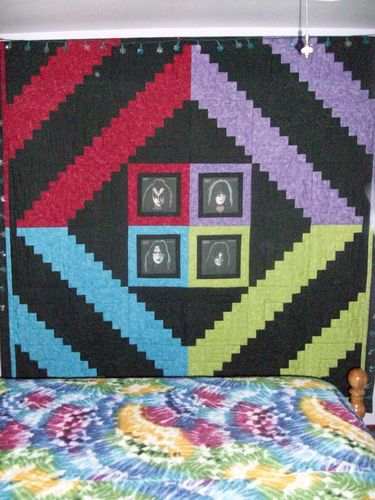 My Kiss Quilt