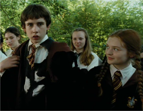 Neville Longbottom and Fay Dunbar friend
