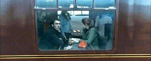 Neville Longbottom and Ginny Weasley