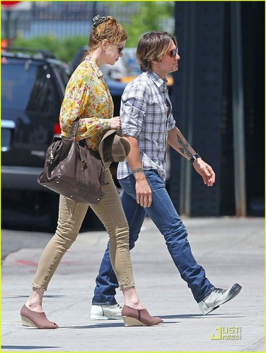 Nicole Kidman & Keith Urban: Saturday Shoppers