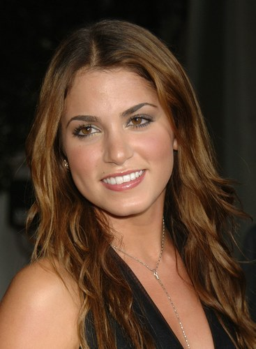 Nikki Reed wallpaper containing a portrait entitled Nikki Reed