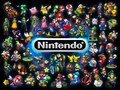 Nintendo Characters - nintendo wallpaper