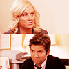 Parks and Recreation photo containing a business suit and a portrait titled P&R