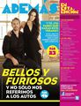 Paul Walker and Jordana Brewster - Magazine Scans - brian-oconner-and-mia-toretto photo