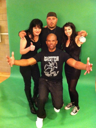 Pauley, DMC, Veronica Bellino & Mike13