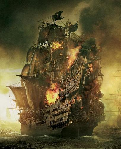 Pirates of the Caribbean wallpaper probably containing an indiaman and a pirate entitled Pirates :)
