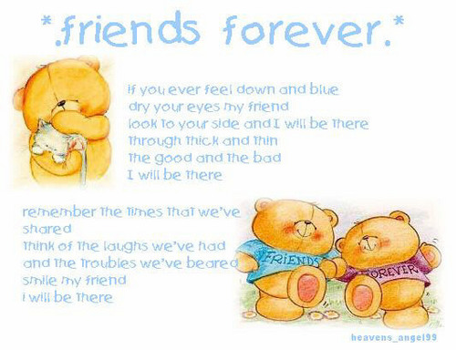 Amberpet and Lib334 images Poem of friendship wallpaper and ...