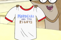 Mordecai and the Rigbys Shirt - regular-show screencap
