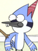 Young Mordecai - regular-show Icon