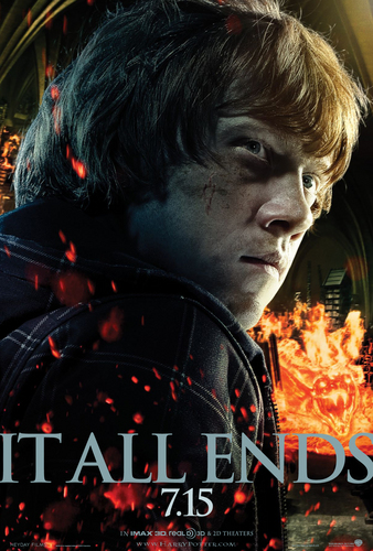 Ron Weasley: It all Ends