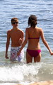SELENA AND JUSTIN: Liebe IN HAWAII