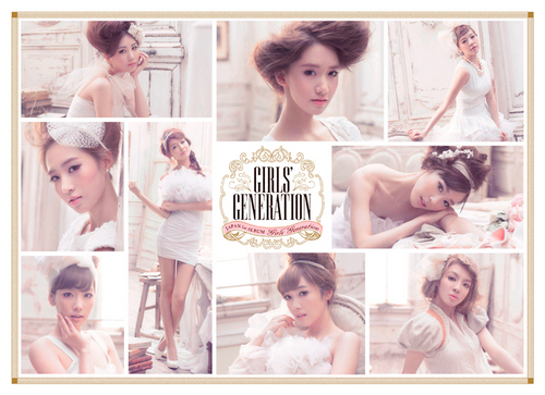 SNSD 1st Japanese Album wallpaper