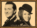 STEED & PEEL - diana-rigg wallpaper