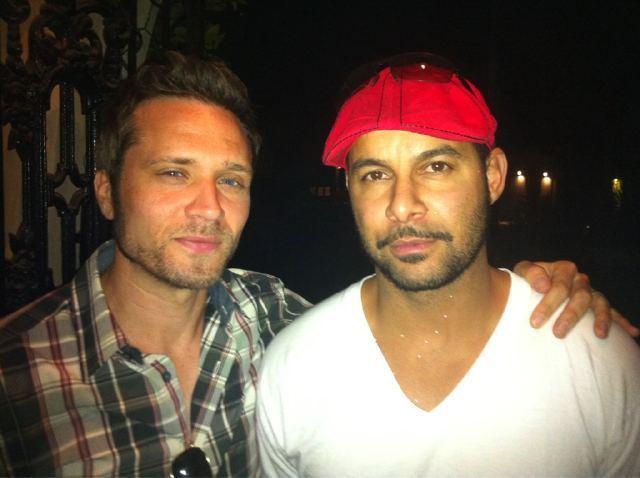 Seamus & Jon with Hiatus Beards