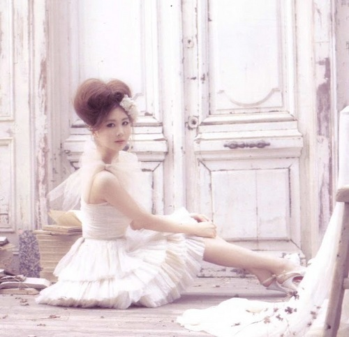 Seohyun 1st Japanese Album Scans