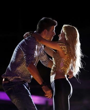 Shakira's সঙ্গীতানুষ্ঠান