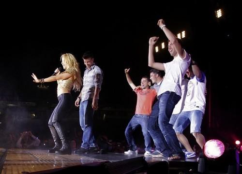 Shakira's concierto