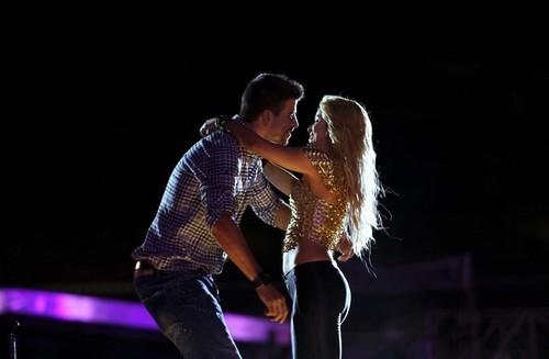 Shakira's コンサート