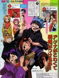 Shaman King achtergrond with anime entitled Shaman king