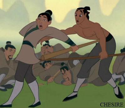 Shang & मूलन