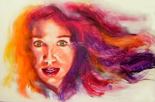 Shocked Tori Amos