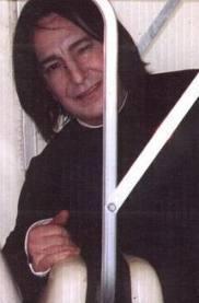 Snape, Very Rare :)